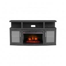 Wansa Upto 65-inch TV Stand with Fireplace Insert (WSM065F66)