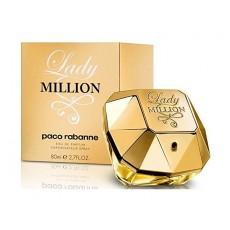 Lady Million by Paco Rabanne for Women 80mL Eau de Parfum