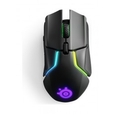 Steelseries Rival 650 Wireless Gaming Mouse - Black