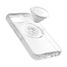 Otterbox iPhone 12 mini Otter  Case with Pop Symmetry Grip - Stardust