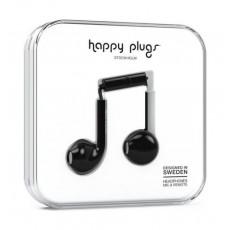 Happy Plugs Earbud Plus (HP-7815) - Black