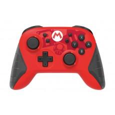 HORI Wireless Rechargeable Nintendo Switch Controller - Mario Edition
