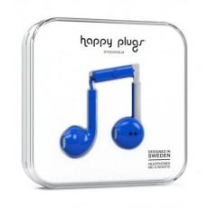 Happy Plugs Earbud Plus (HP-7813) - Cobalt