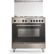 Wansa 80x50 Floorstanding Gas Cooker (WE8050X)