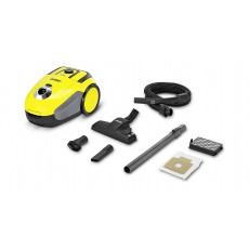 Karcher VC 1100W 2.8 Liter Vacuum Cleaner - Yellow