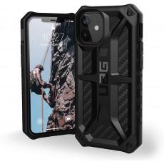 UAG Monarch Series iPhone 12 Mini Case - Carbon Fiber
