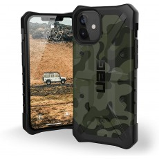 UAG Pathfinder Special Edition Series iPhone 12 Mini Case - Forest Camo