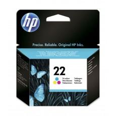 HP Ink 22 Tri Color Ink