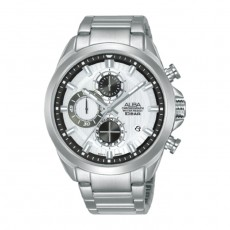 Alba 43mm Men's Chrono Watch (AM3787X1) in Kuwait | Buy Online – Xcite