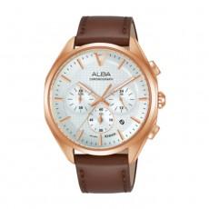 Alba 42mm Men's Chrono Watch (AT3G86X1)