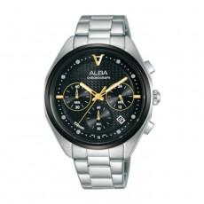 Alba 38mm Women's Chrono Watch (AT3G89X1) in Kuwait   Buy Online – Xcite