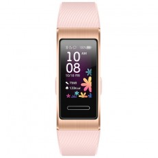 HUAWEI Band 4 Pro - Smart Band - Fitness Activity Tracker - Pink