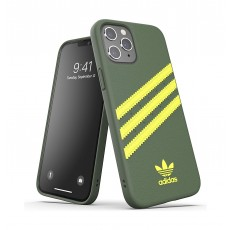 Adidas Originals iPhone 12 Pro Max Shockproof Protective Back Case - Wild Pine