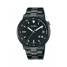 Alba 42mm Analog Gents Metal Watch (AG8J89X1)