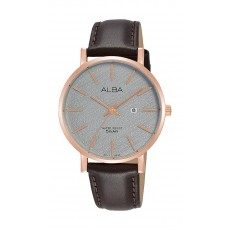 Alba 34mm Ladies Analog Casual Leather Watch - (AH7T68X1)