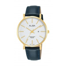 Alba 34mm Ladies Analog Casual Leather Watch - (AH7T70X1)