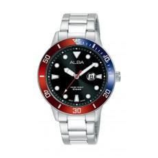 Alba 36mm Gent's Analog Sports Metal Watch - (AH7T77X1)