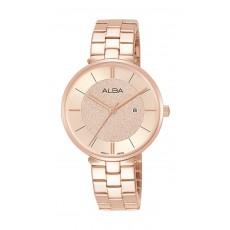 Alba 32mm Ladies Analog Fashion Metal Watch - (AH7U30X1)