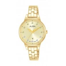 Alba 30mm Ladies Analog Fashion Metal Watch - (AH7U42X1)