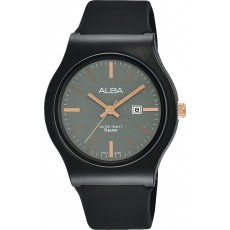 Alba 35mm Sport Analog Ladies Watch - (AH7U61X1)