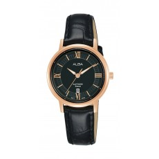 Alba 29mm Ladies Leather Analog Casual Watch - AH7V66X1
