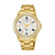 Alba Prestige 36mm Ladies Analog Fashion Metal Watch - AH7V70X1
