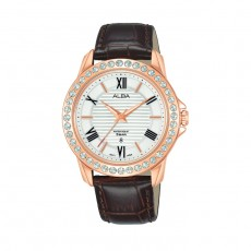 ALBA Quartz Analog Fashion 36mm Ladies Watch - AH7V78X1