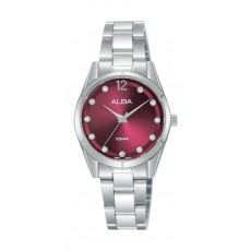 Alba 28mm Ladies Analog Metal Fashion Watch - AH8743X1