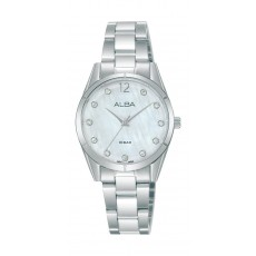 Alba 28mm Ladies Analog Metal Fashion Watch - AH8747X1
