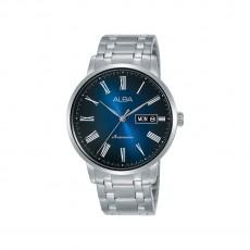 Alba 40mm Analog Gents Metal Watch (AL4127X1) - Silver