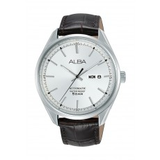 Alba 42mm Gent's Analog Leather Casual Watch - (AL4145X1)