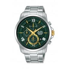 Alba Prestige 43mm Men's Chronograph Casual Watch - (AM3773X1)