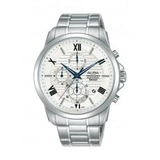 Alba Prestige 43mm Men's Chronograph Casual Watch - (AM3777X1)