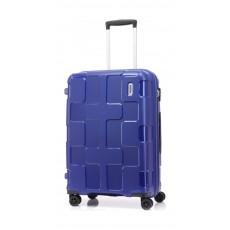American Tourister 55CM Rumpler Spinner Hardcase Luggage - Blue