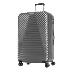 American Tourister Skycove Spinner 55CM Hardcase Luggage - Dark Shadow