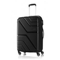 American Tourister Spinner 68/25 Hard Luggage - Black