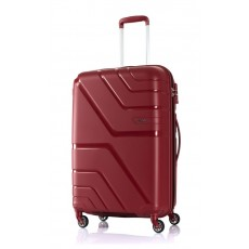 American Tourister Spinner 79/29 Hard Luggage - Red