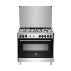 Lagermania 90x60 CM 5 Burners Gas Cooker (AMS95C31DX) - Stainless Steel