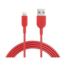 Anker PowerLine II Lightning Cable 1.8m - Red