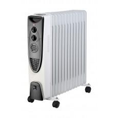 Wansa 2500W 13 Fins Oil Heater - AO-2004