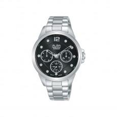 Alba 36mm Analog Ladies Metal Watch (AP6635X1) - Silver