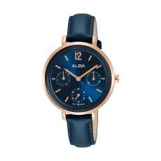 Alba 30mm Ladies Analog Fashion Leather Watch - (AP6654X1)