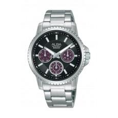 Alba Active 36mm Ladies Analog Fashion Metal Watch - AP6665X1