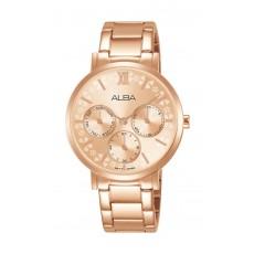 Alba 34mm Ladies Analog Metal Fashion Watch - (AP6682X1)
