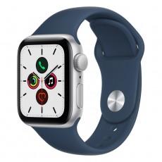 Apple Watch SE GPS 44mm silver abyss dark blue buy in xcite kuwait