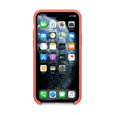 Apple iPhone 11 Pro Silicone Case - Clementine  3