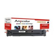 AnyColor 201X Black Toner 2800 Page Yield Printer Cartridge - AR-CF400X
