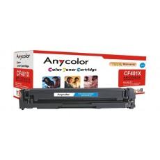 AnyColor 201X Cyan 2300 Page Yield Toner Printer Cartridge - AR-CF401X