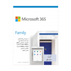 Microsoft Office 365 Family (M365)