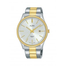 Alba 42mm Analog Gents Metal Casual Watch (AS9H54X1)